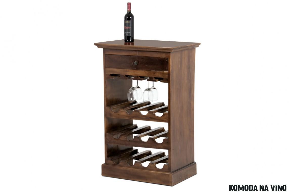 Stojan na víno Frederik, 20 m  DESIGN OUTLET