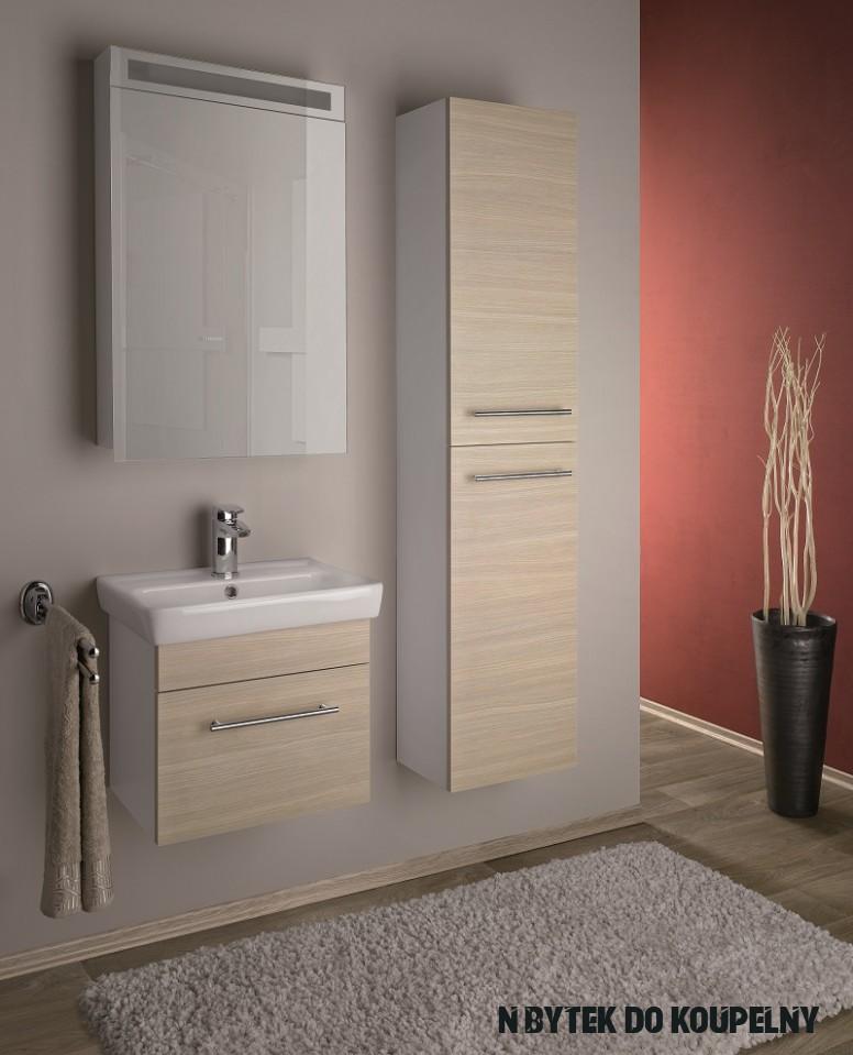 Jak si vybrat nábytek do malé koupelny? - Koupelnový nábytek Dřevojas