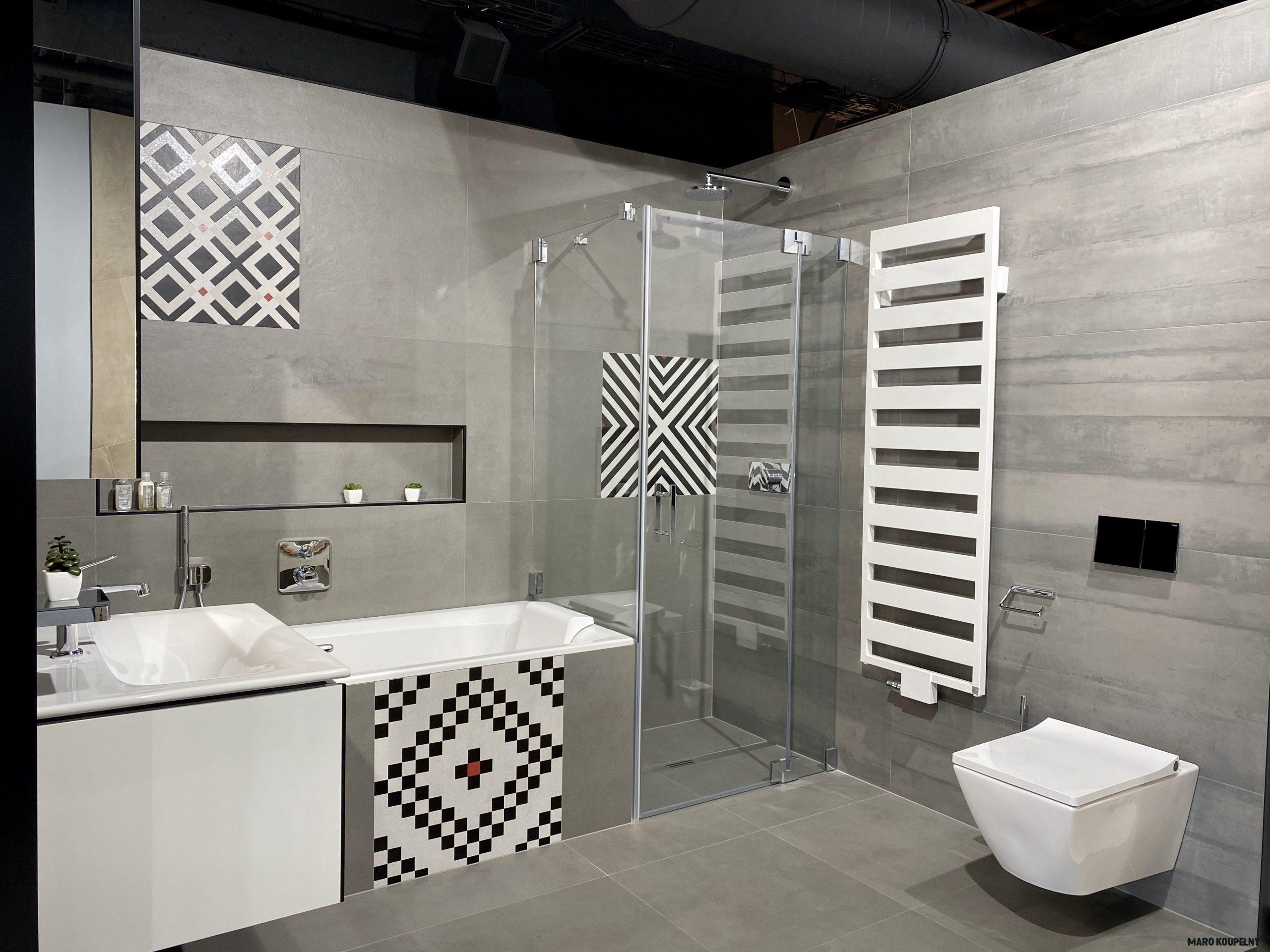 Koupelnové instalace - MARO Karlín