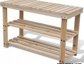 Vynikající Obrázky Ideas z Dřevěný Botník Lavice