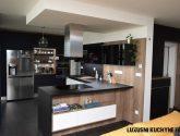 Znamenitý Obraz Nápad z Luxusni Kuchyne Foto