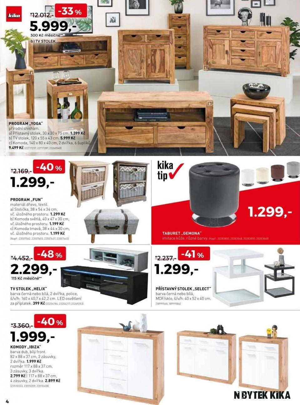 Katalog Kika nábytek od 7.7.