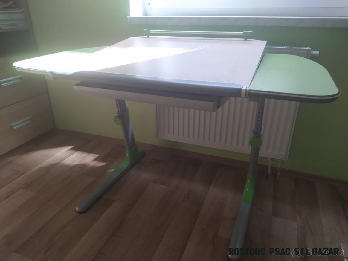 Rostoucí psací stůl - Rokycany - Bazoš.cz