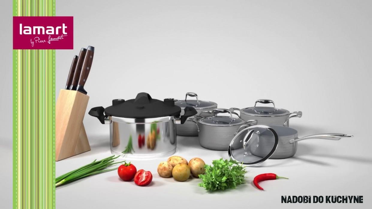 Lamart - řada kuchyňského nádobí a náčiní