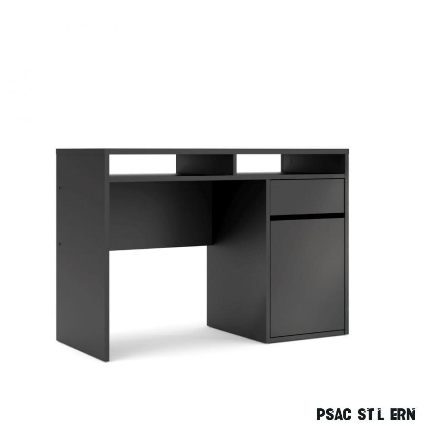 Psací stůl Felix 17 černý MAT  Nábytek Jelen s.r.o.