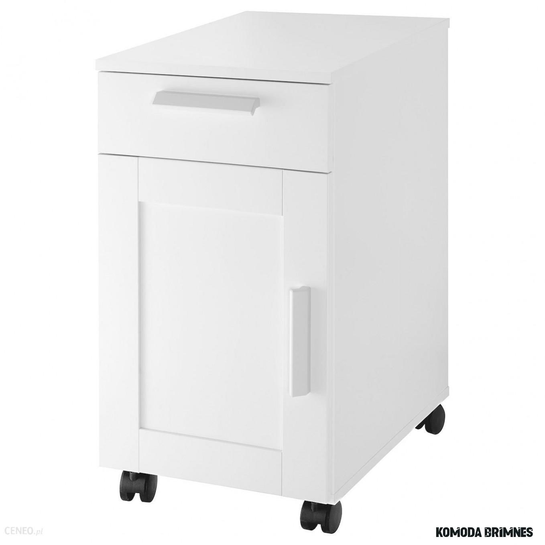 IKEA - BRIMNES Komoda na kółkach