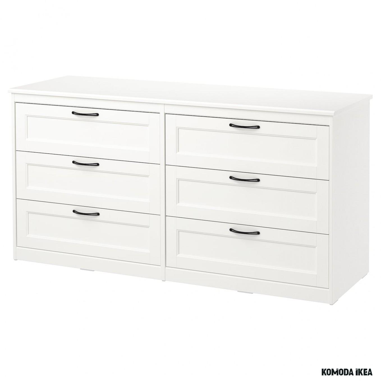 """SONGESAND 11-drawer dresser - white 1111 11/11x111 11/11 """""""