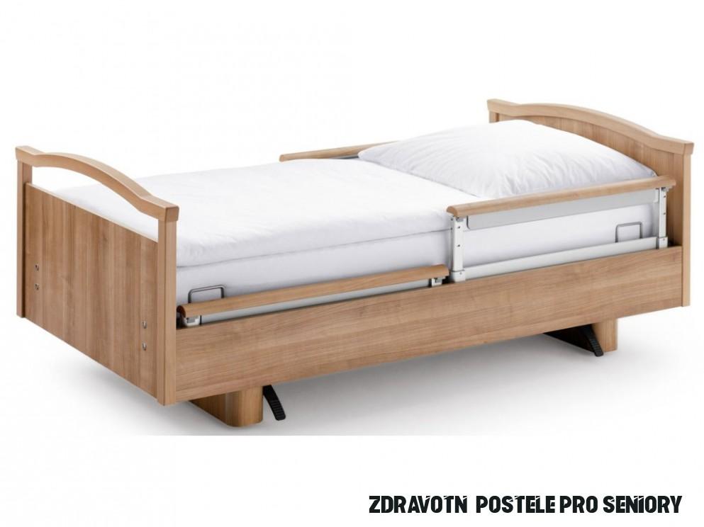 Postele - Postel pro seniory - zdravotní postele
