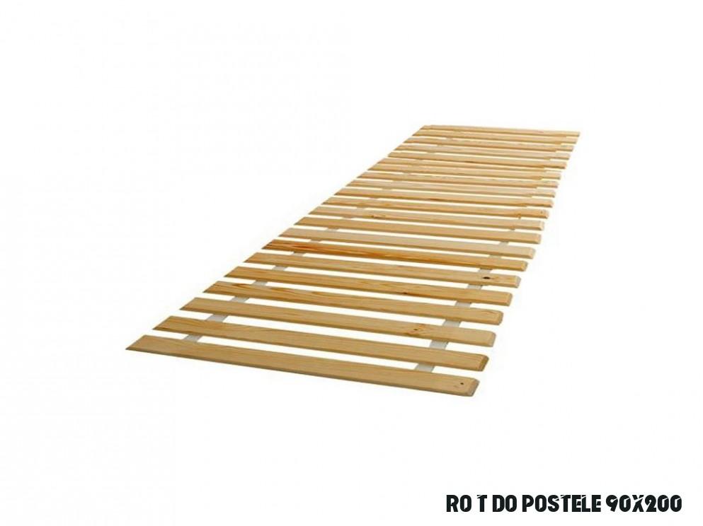 Rošt do postele ROLLER 7x7 cm Nábytek Pyramida