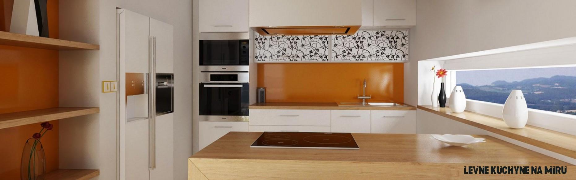 Kuchyně na míru, moderní kuchyně Heřmanův Městec