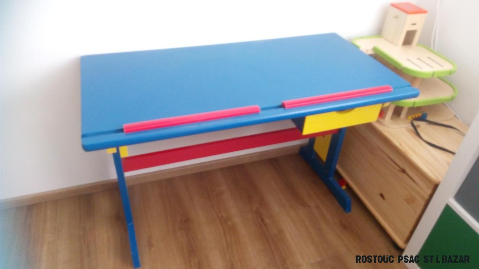 Rostoucí stůl - Bazar  Modrastrecha.cz