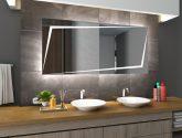 6 Úžasný Fotografie z Zrcadlo Do Koupelny S Led Osvětlením