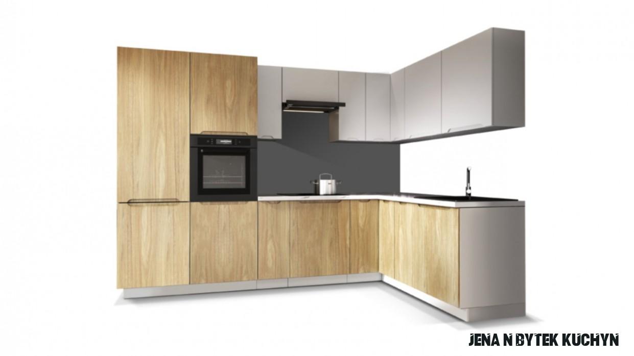 Kuchyňské linky  JENA nábytek