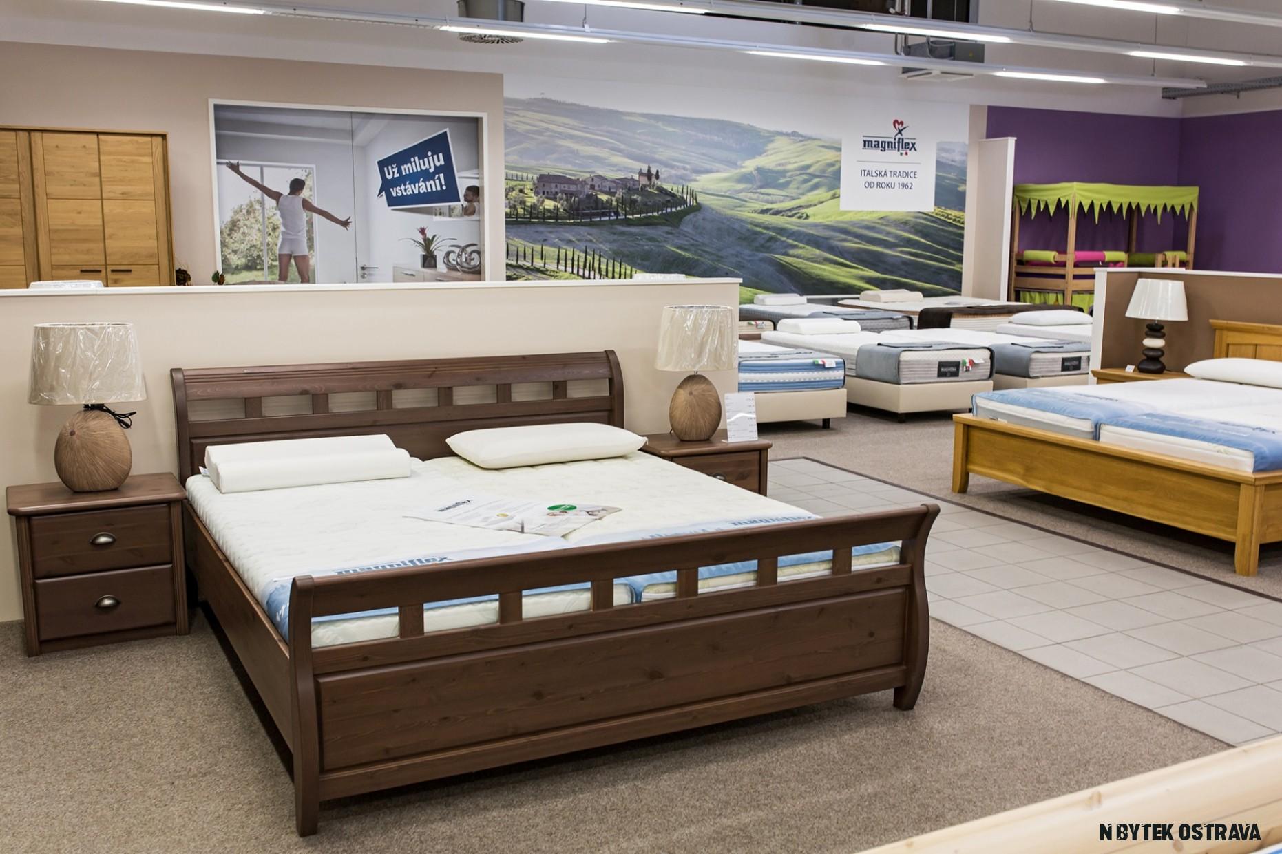 Prodejna nábytku Ostrava