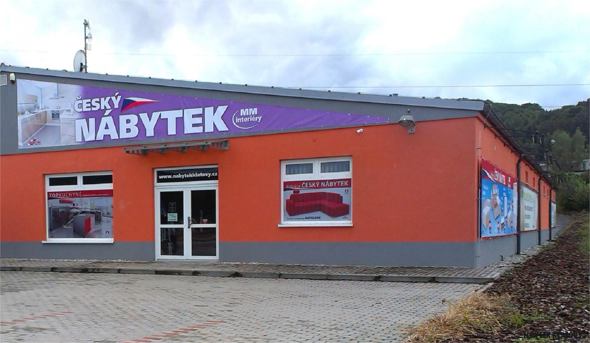 ČESKÝ NÁBYTEK & MM interiéry (Klatovy, Luby), IČO 18