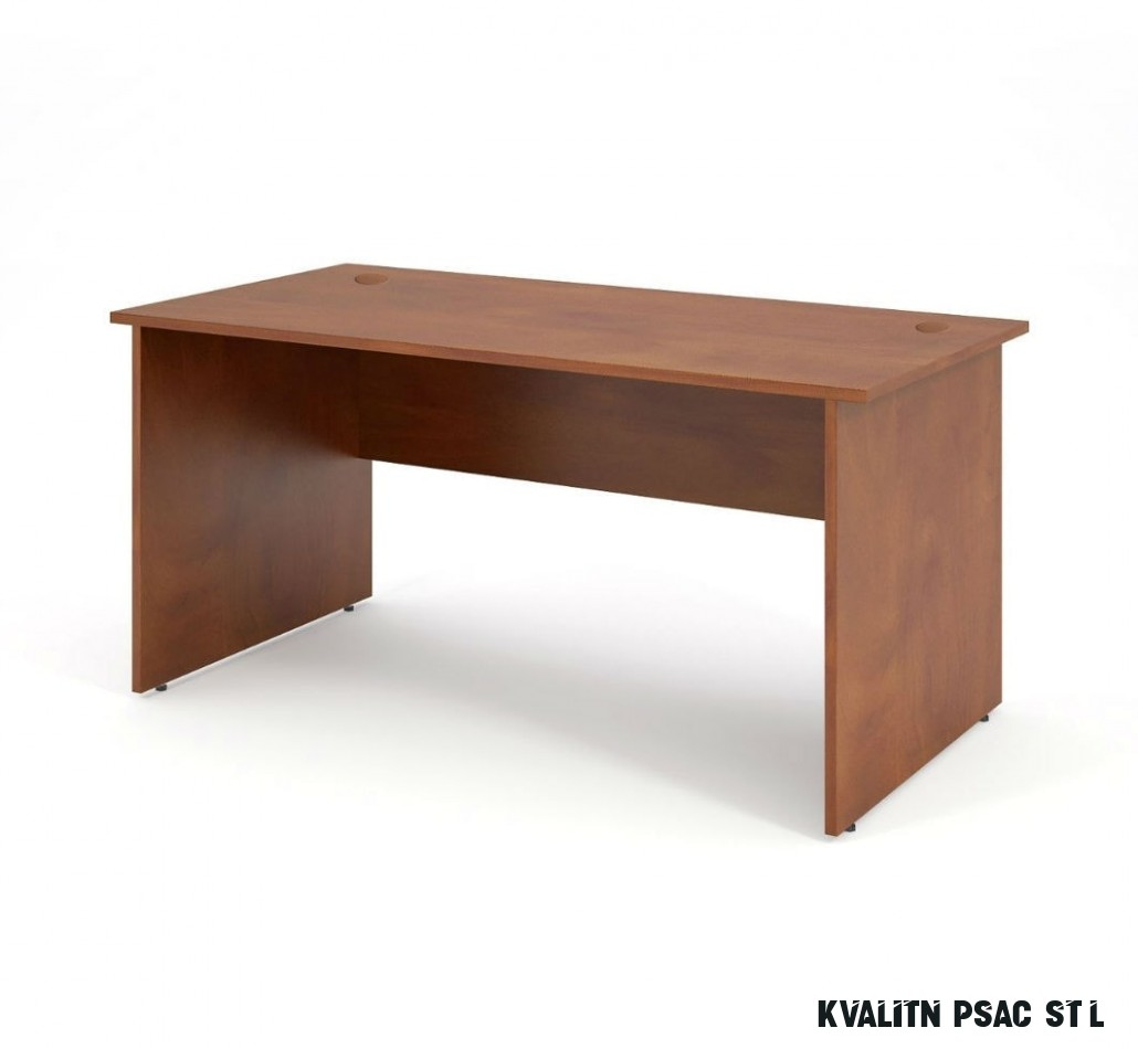 Psací stůl EXPRESS rovný 18x18 cm s průchodkami