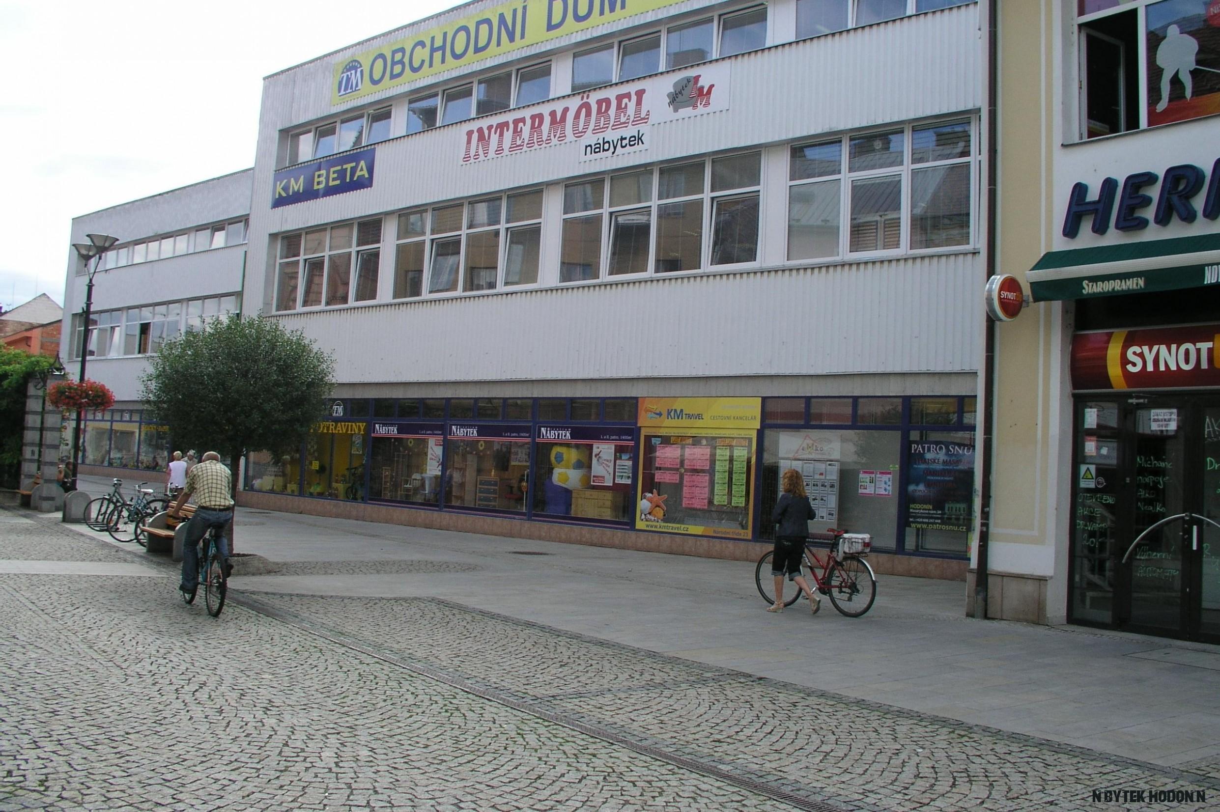 Obchodní dům CENTRUM (Hodonín), IČO 14, telefon, adresa