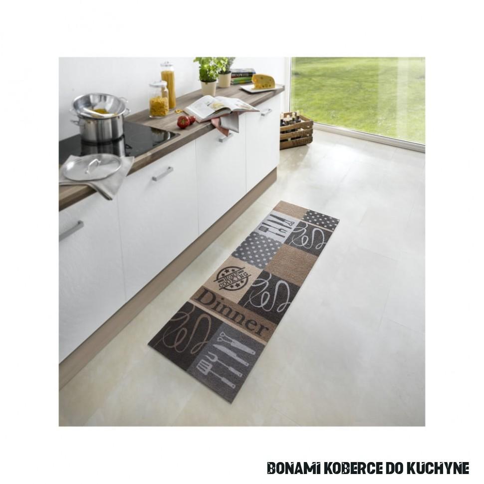 Kuchynský behúň Zala Living Dinner, 5 × 15 cm