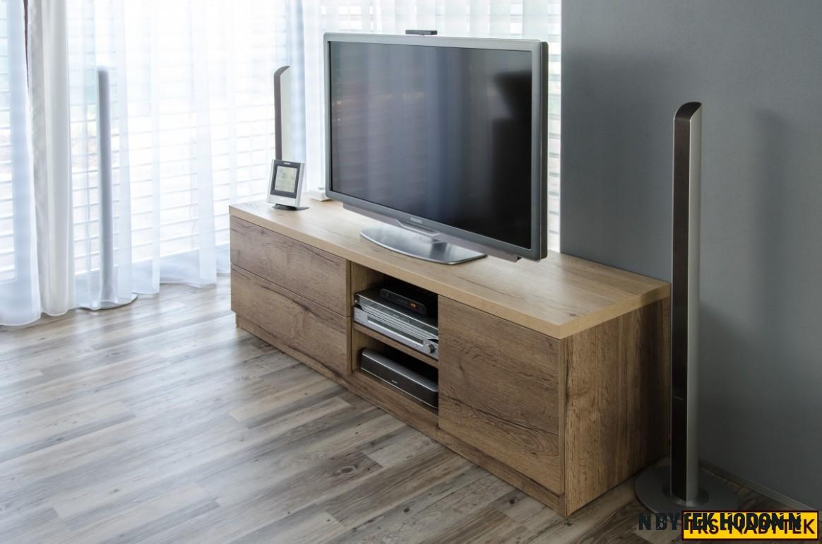Obývací pokoje - Ukázky naší práce  TRS Nábytek