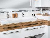 Nejlépe Fotografií Ideas z Koupelnový Nábytek Dřevo