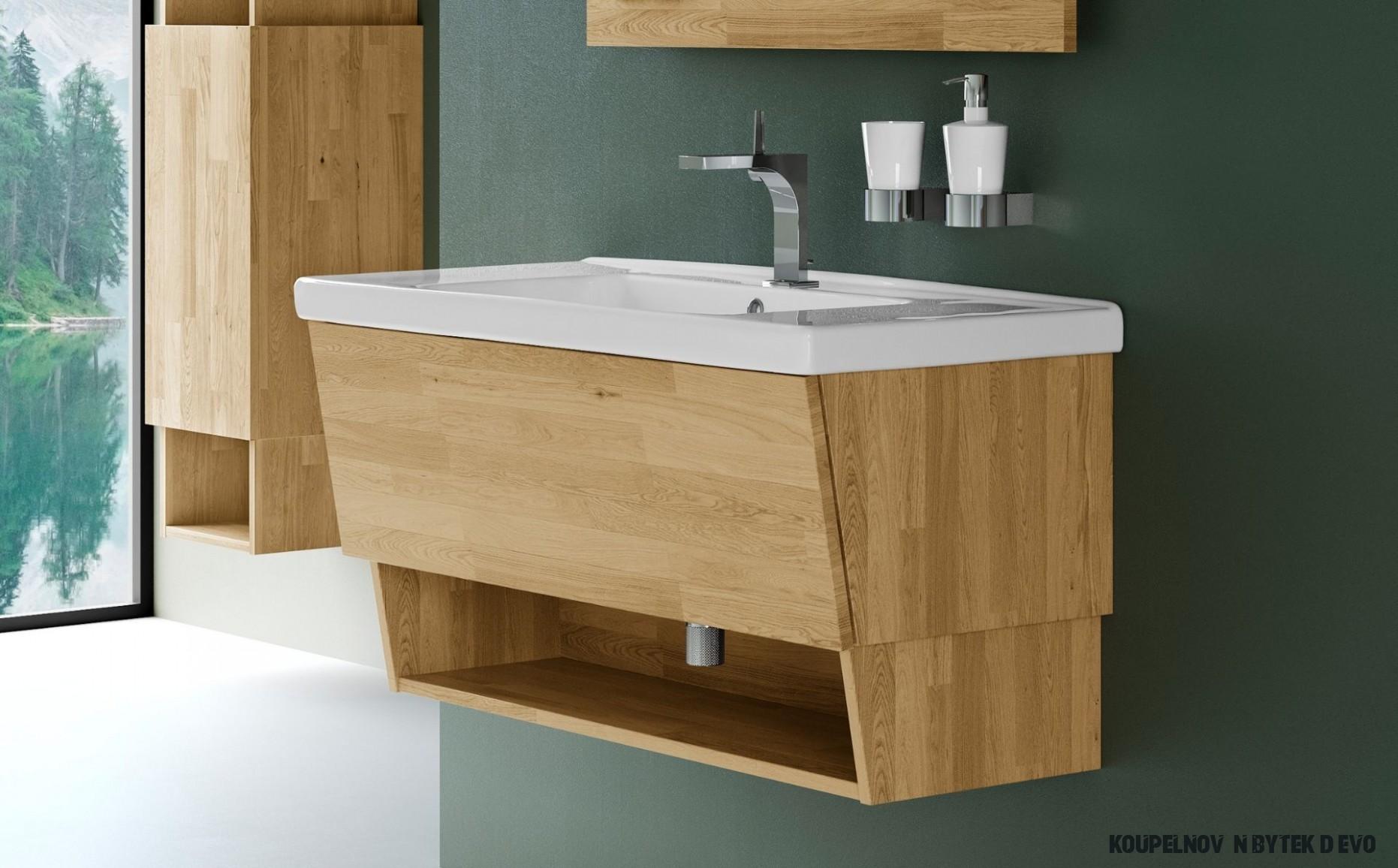 Koupelnový nábytek Invence - Koupelnový nábytek Dřevojas