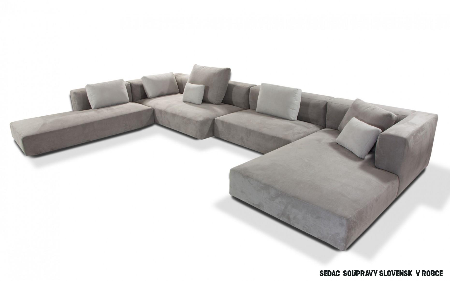 Uvádíme exkluzivní kolekci sedacích souprav HANÁK  EDEL  HANÁK