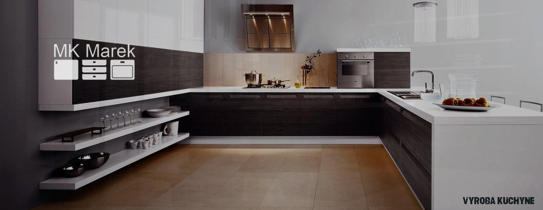 výroba kuchyní Truhlářství - MK Marek kuchyně a interiery
