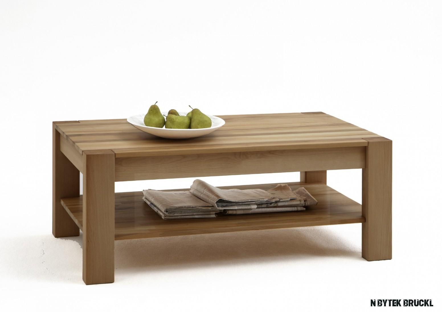 Obývací stolek ENRICO - Obývací stolky  Nábytek Brückl - Plzeň