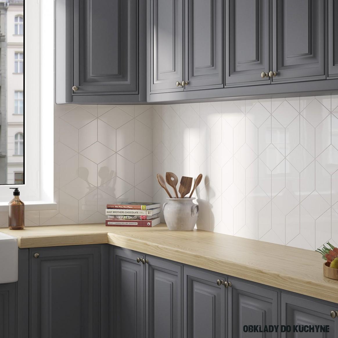 EQUIPE RHOMBUS 11,11x116,11 cm obklad do kuchyne a do kúpeľne -11%