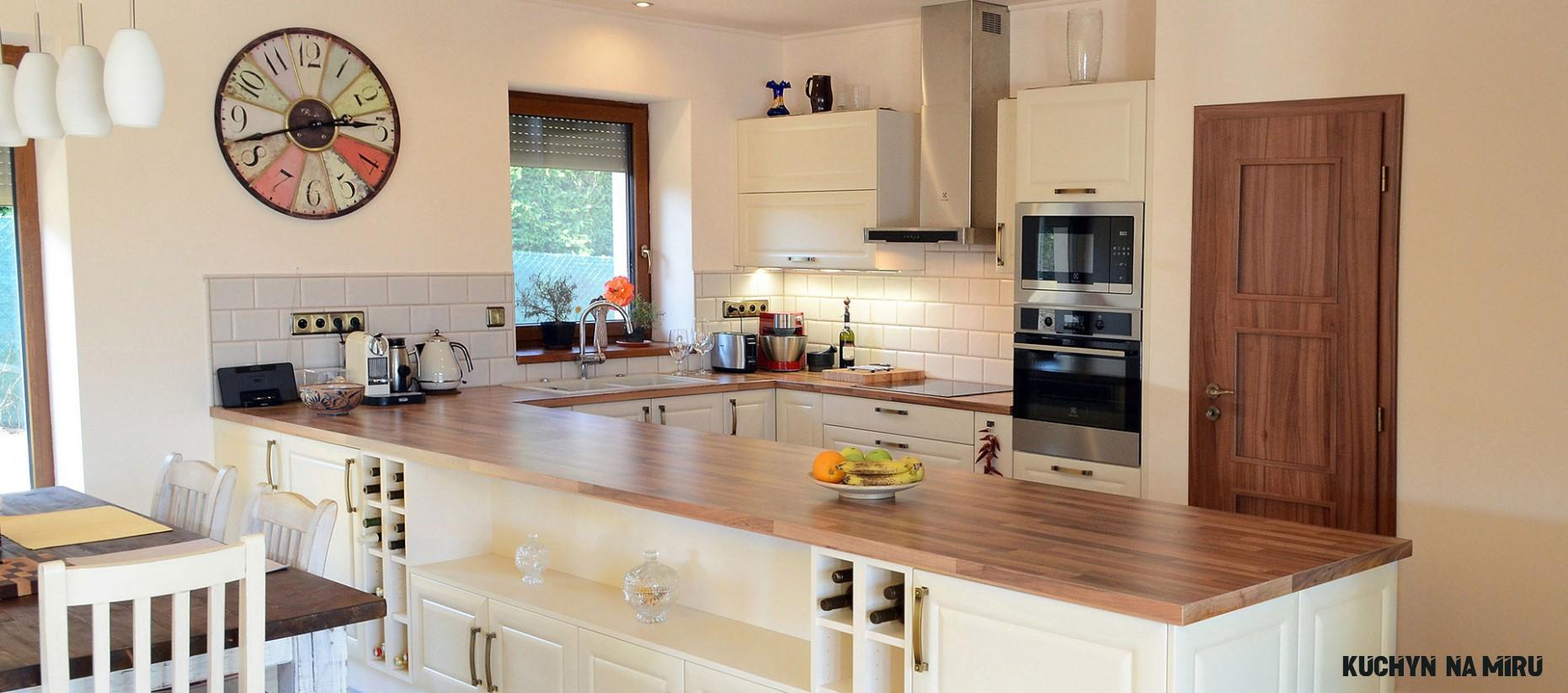 Kuchyně na míru - nyní SLEVA 15 %  JN Interier