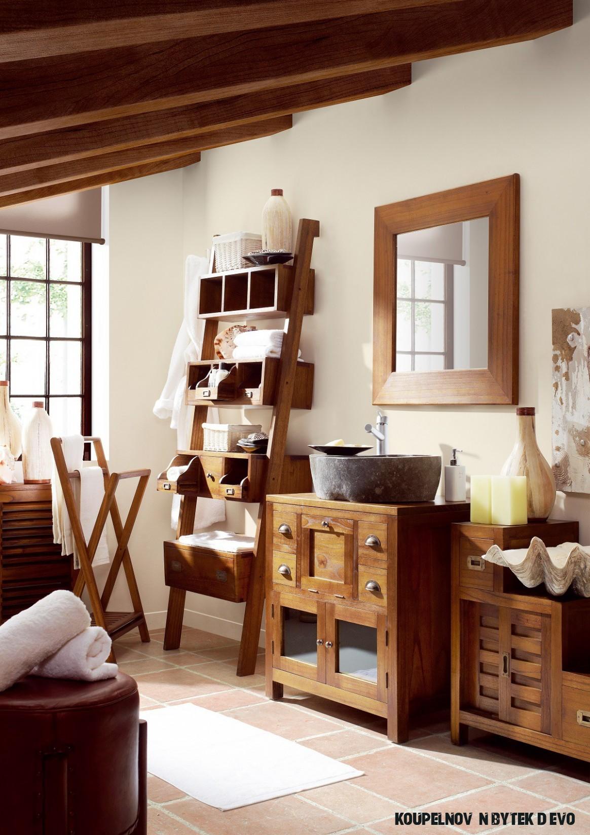 13 Nejlépe Obrázek z Koupelnový Nábytek Dřevo