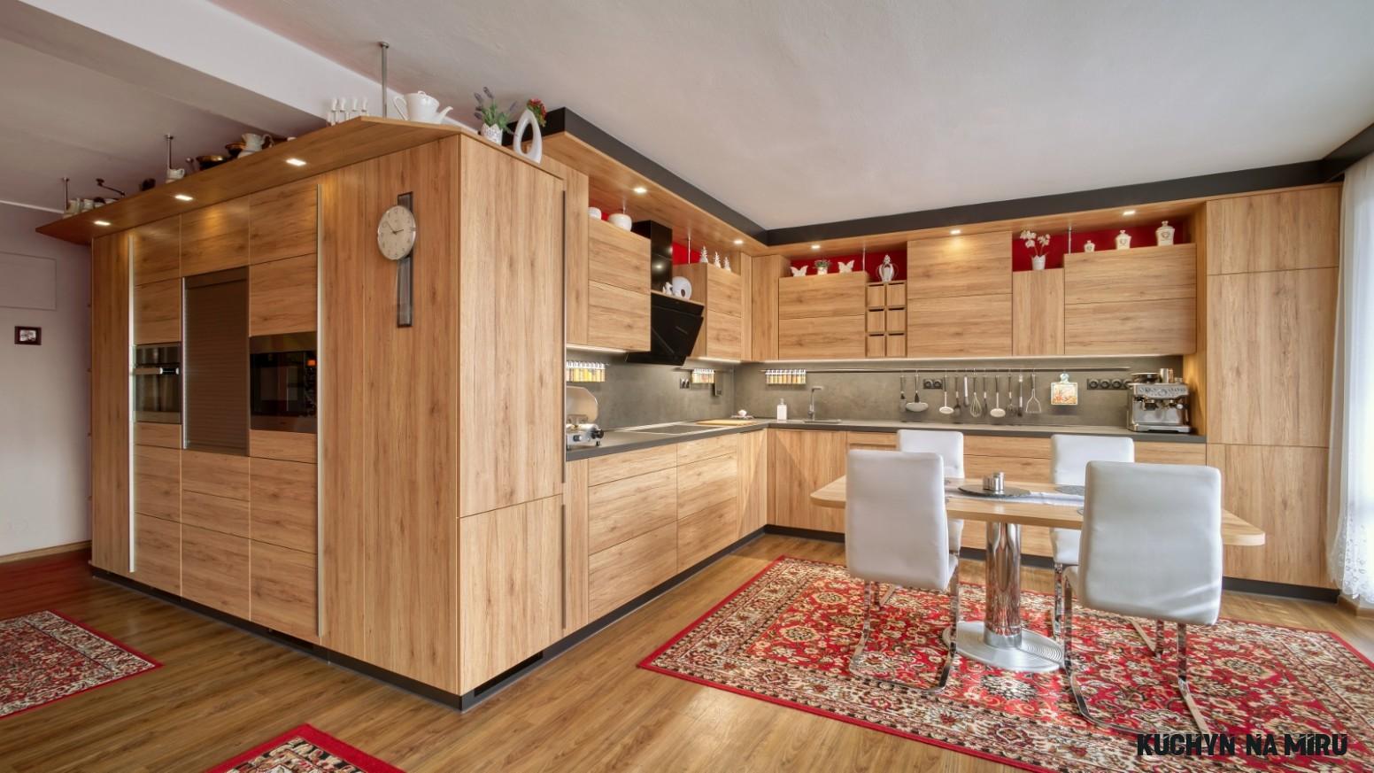 Kuchyně na míru  Gabon Brno, kuchyňské studio