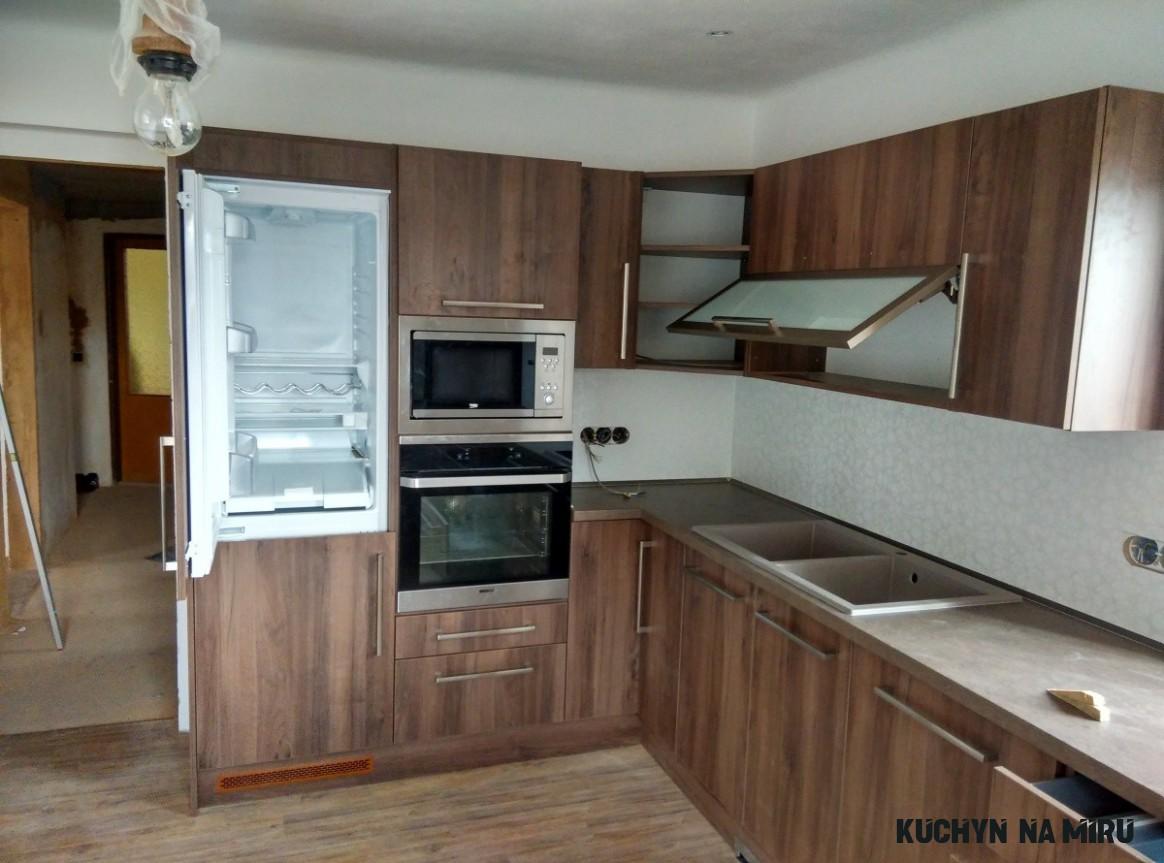 Kuchyně na míru - Domažlice, Sušice  TRACOR CZ