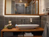 Nejvýhodnejší Stock Idea z Koupelnový Nábytek Dřevo