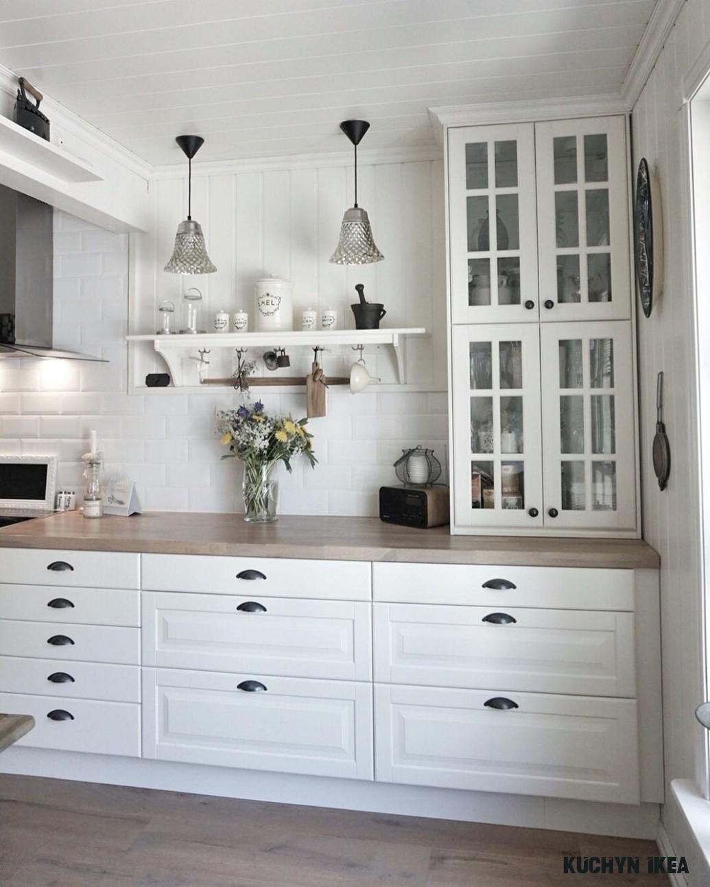 Pin by Teresa Gryga on House ideas  Ikea kitchen design, Kitchen