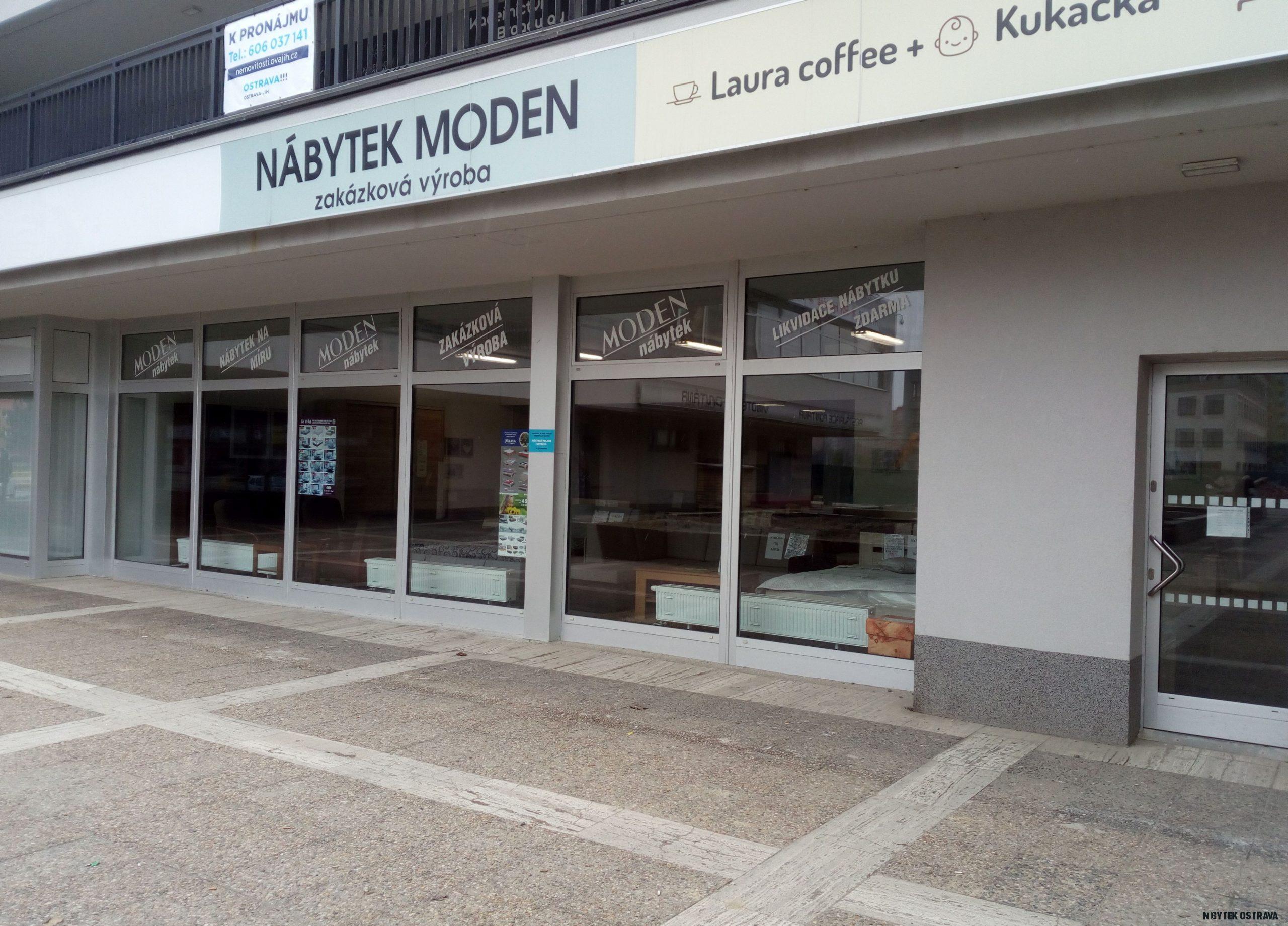 Nábytek Moden - Ostrava - Dřevotvar družstvo