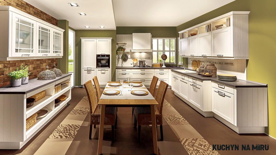 Plánované kuchyně na míru  SIKO