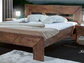 Skvelý Stock Idea z Dřevěné Postele Z Masivu