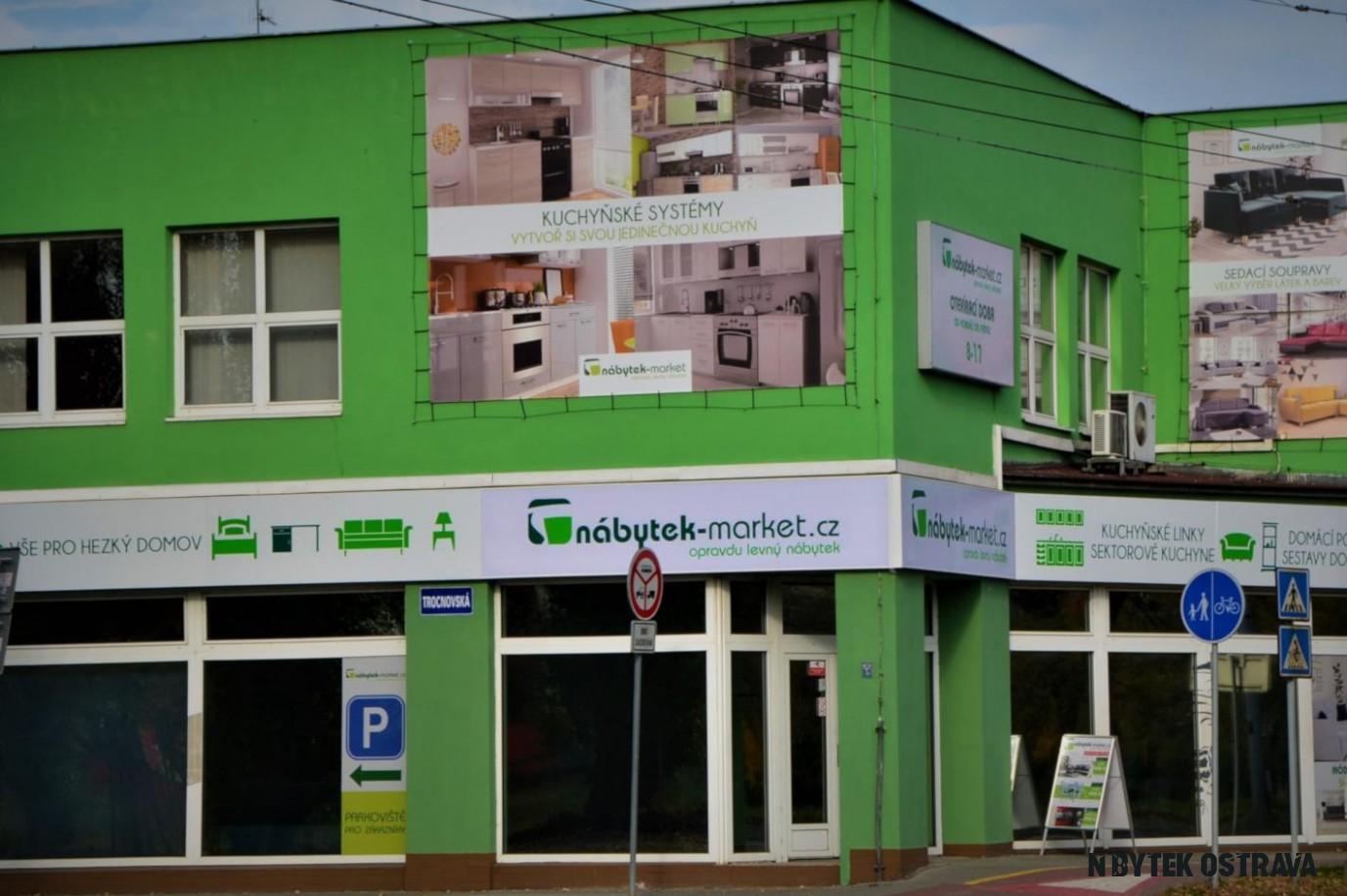 Nabytek-market.cz (Ostrava, Přívoz), IČO 12, telefon, adresa