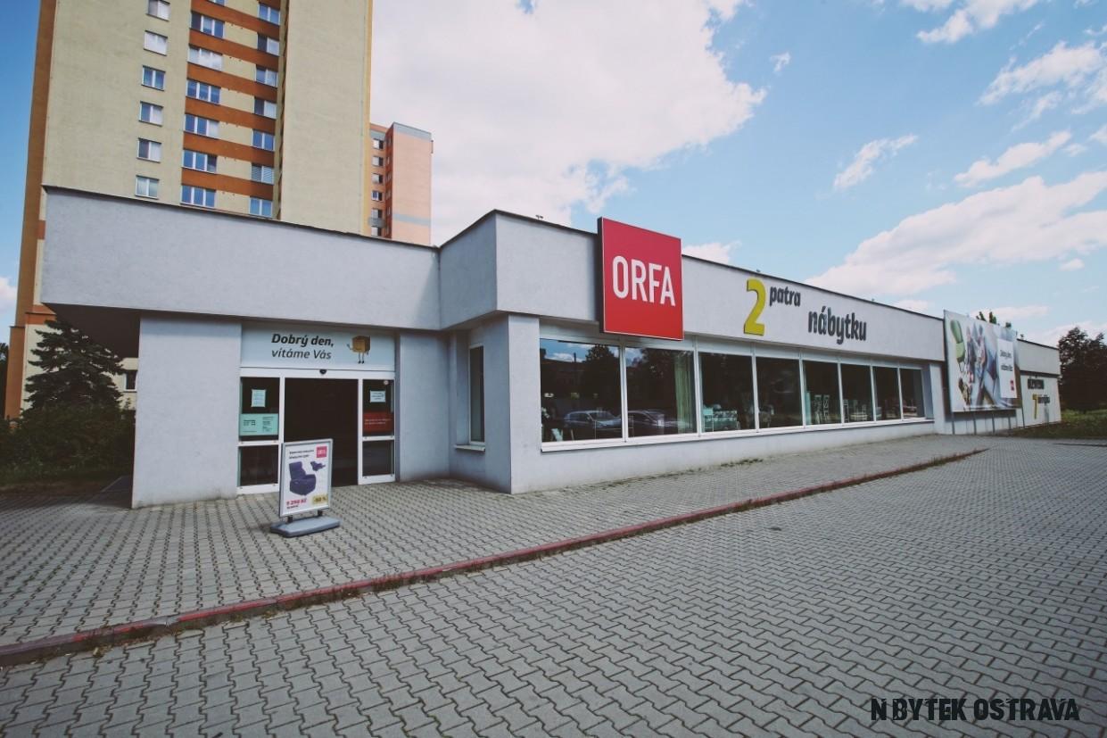Prodejna ORFA Ostrava-Fifejdy - ORFA nábytek