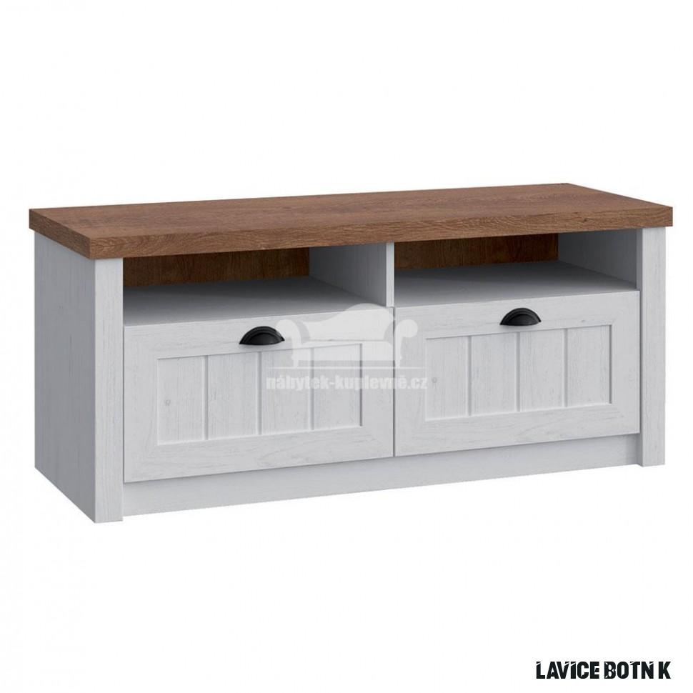 Provence - botník/lavice LWK - SKLADEM 16 ks  Levný nábytek a