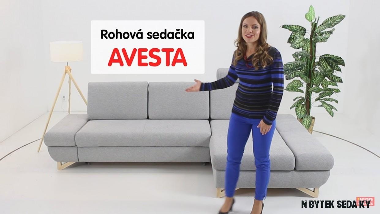Video recenze sedačky Avesta