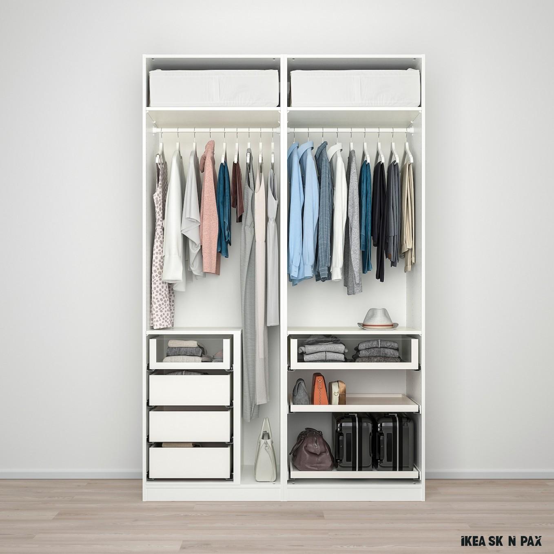 8 Sbírka Obrázky Ideas pro Ikea Skříně Pax