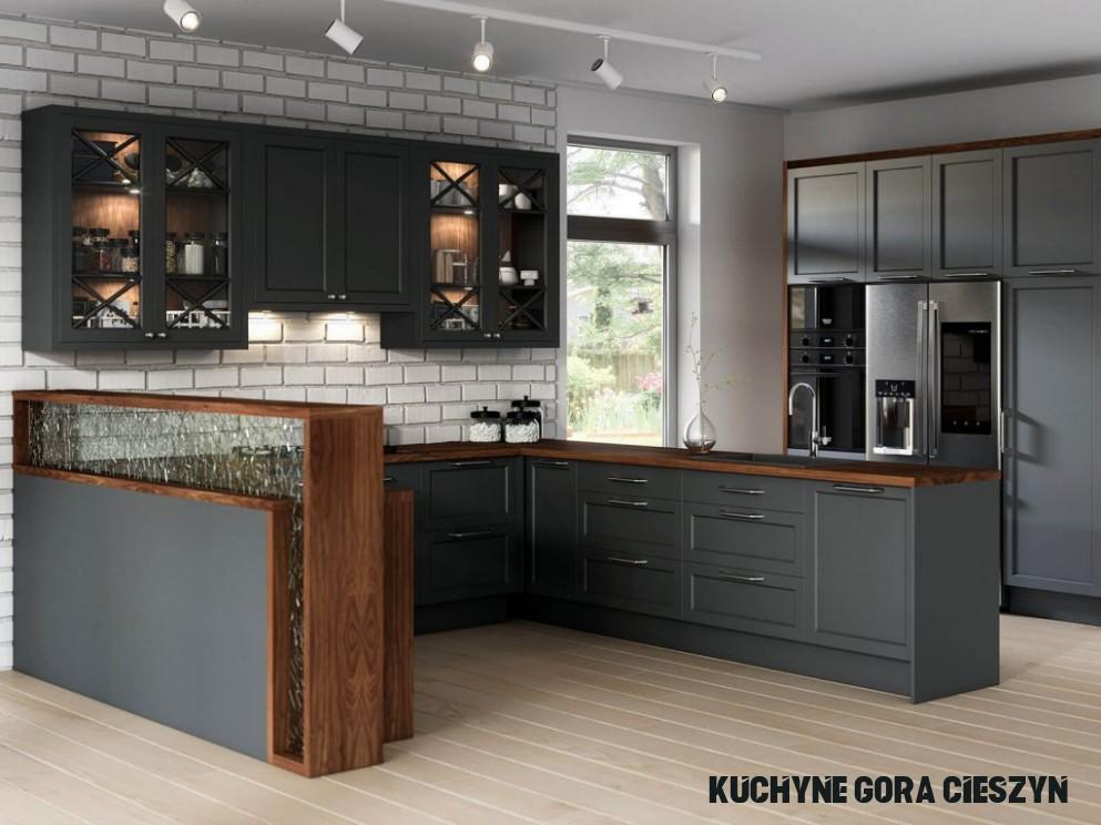 Kuchnie Góra - Kuchnie nowoczesne