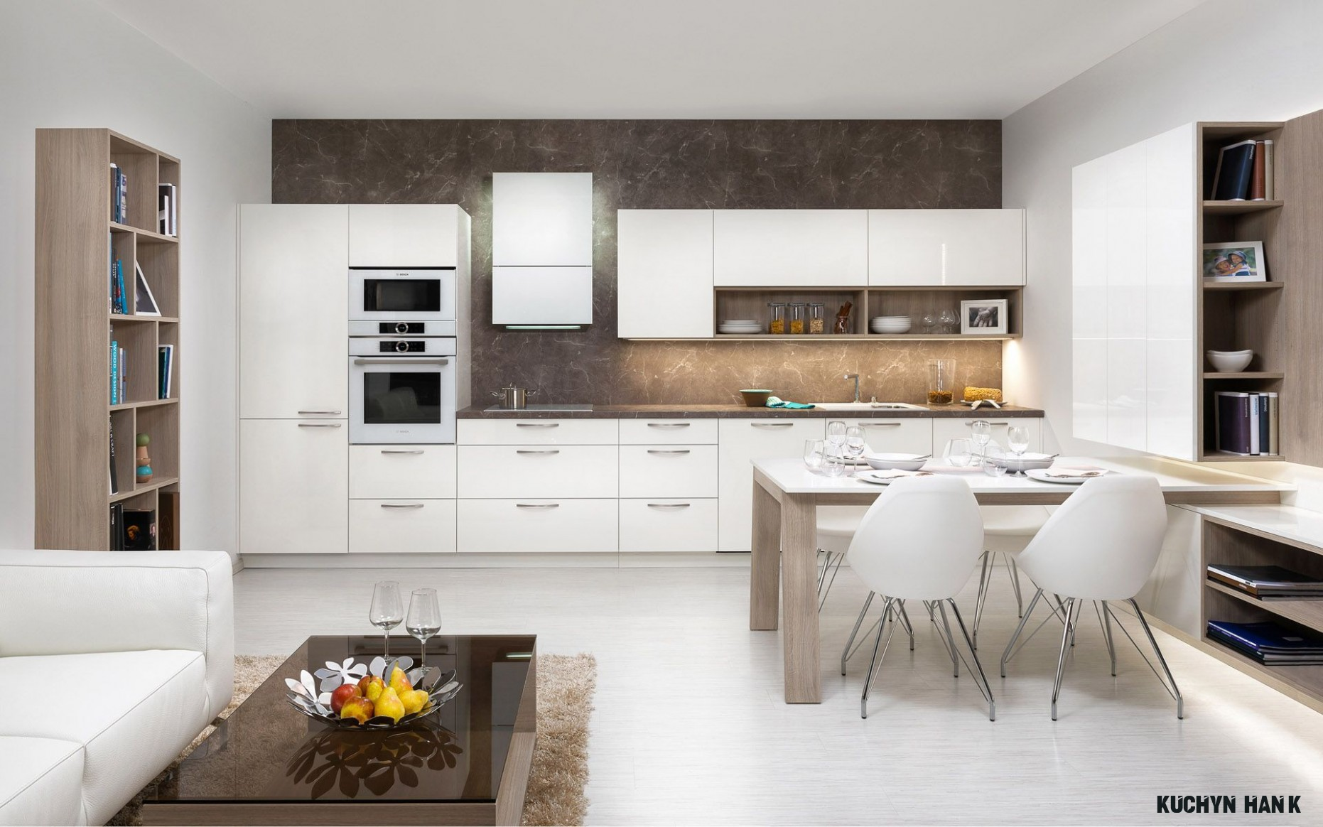 Pin by HANÁK Olomouc on Kuchyně - nápady  Interior design kitchen