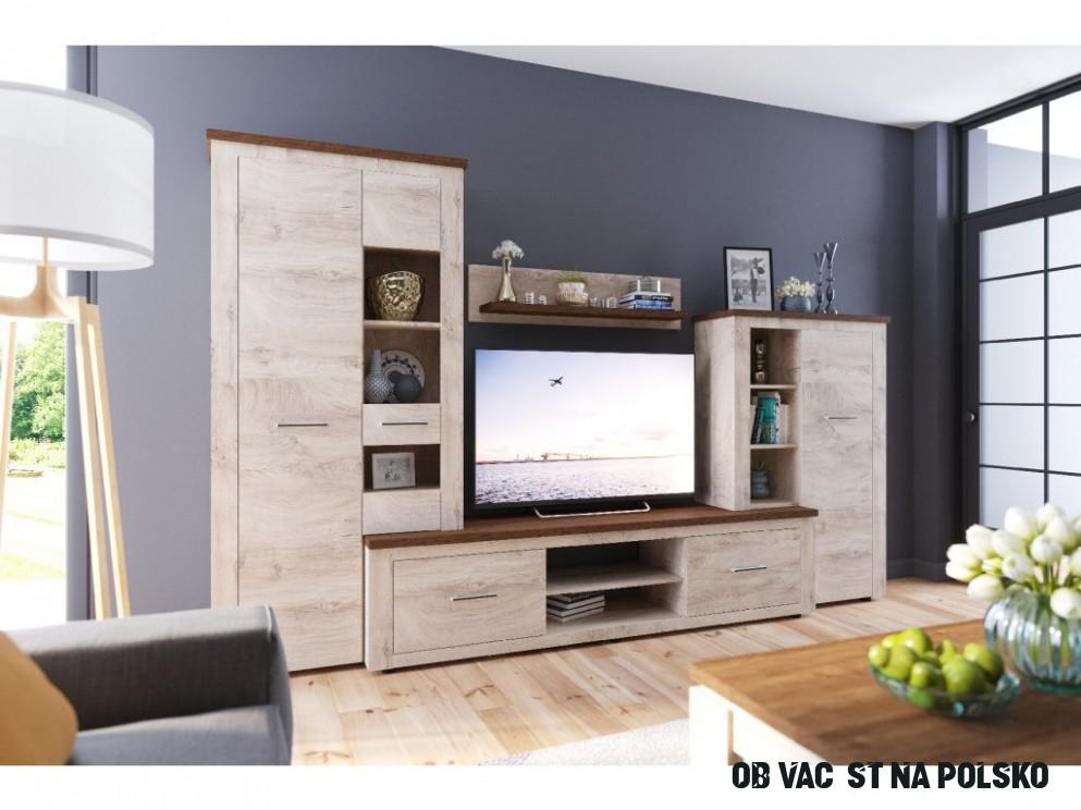 Moderní obývací stěna MADISON