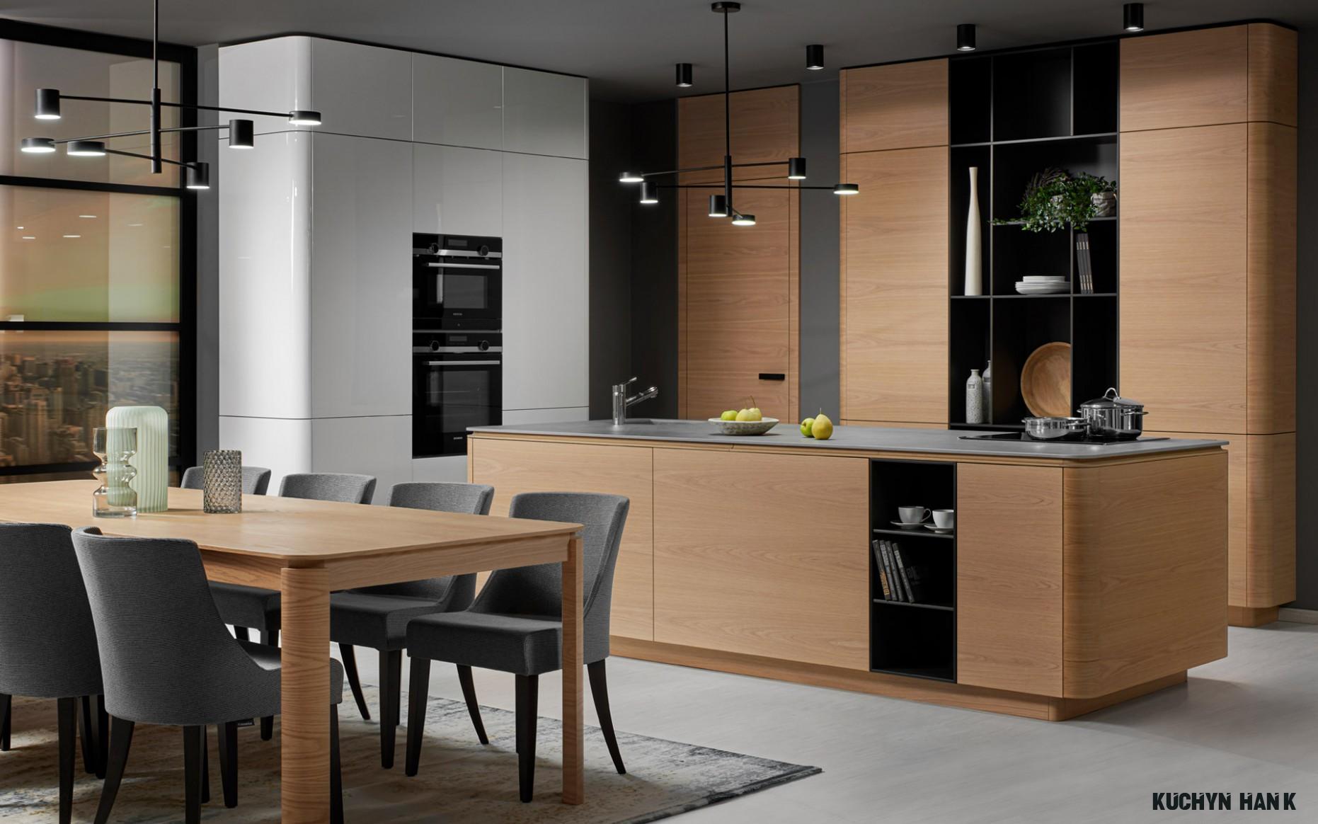 Kuchyně  HANÁK - Moderní kuchyně a kuchyňské linky na míru