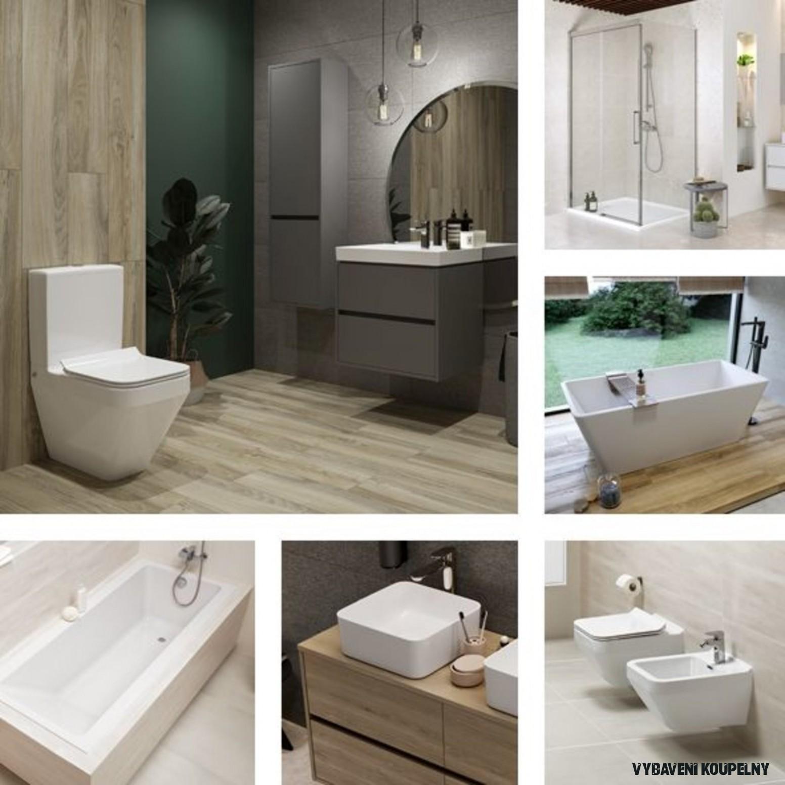 Koupelnové vybavení  Sortiment  Koupelny JaS - koupelny, obklady