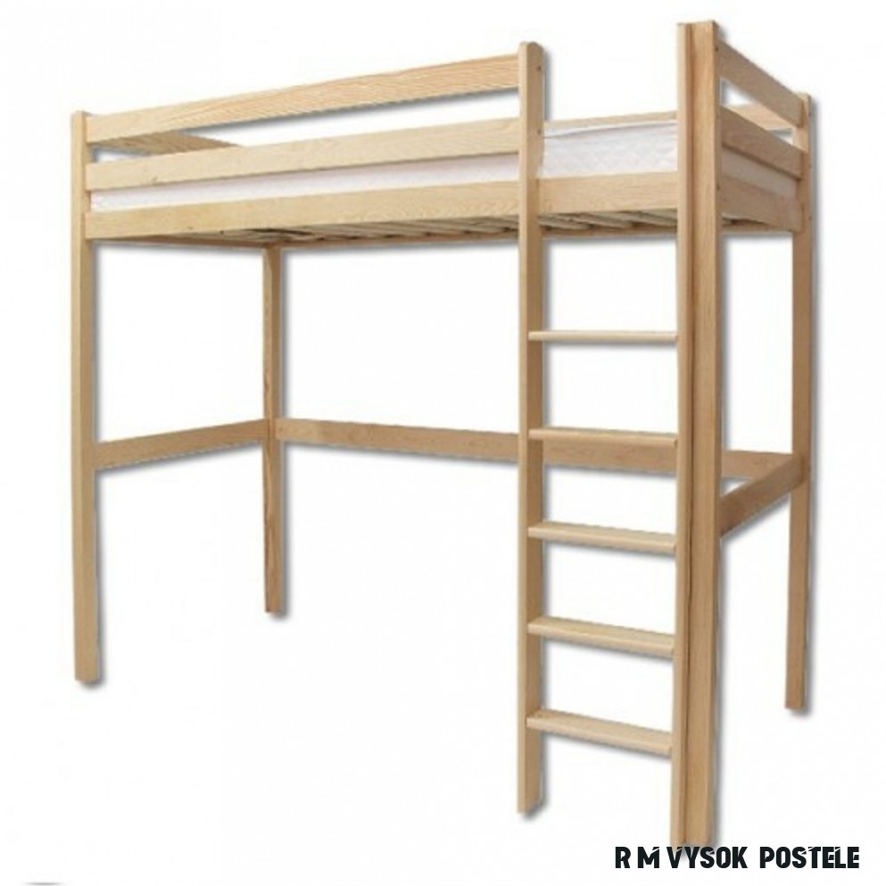 Patrová postel LK19 19 x 19 cm