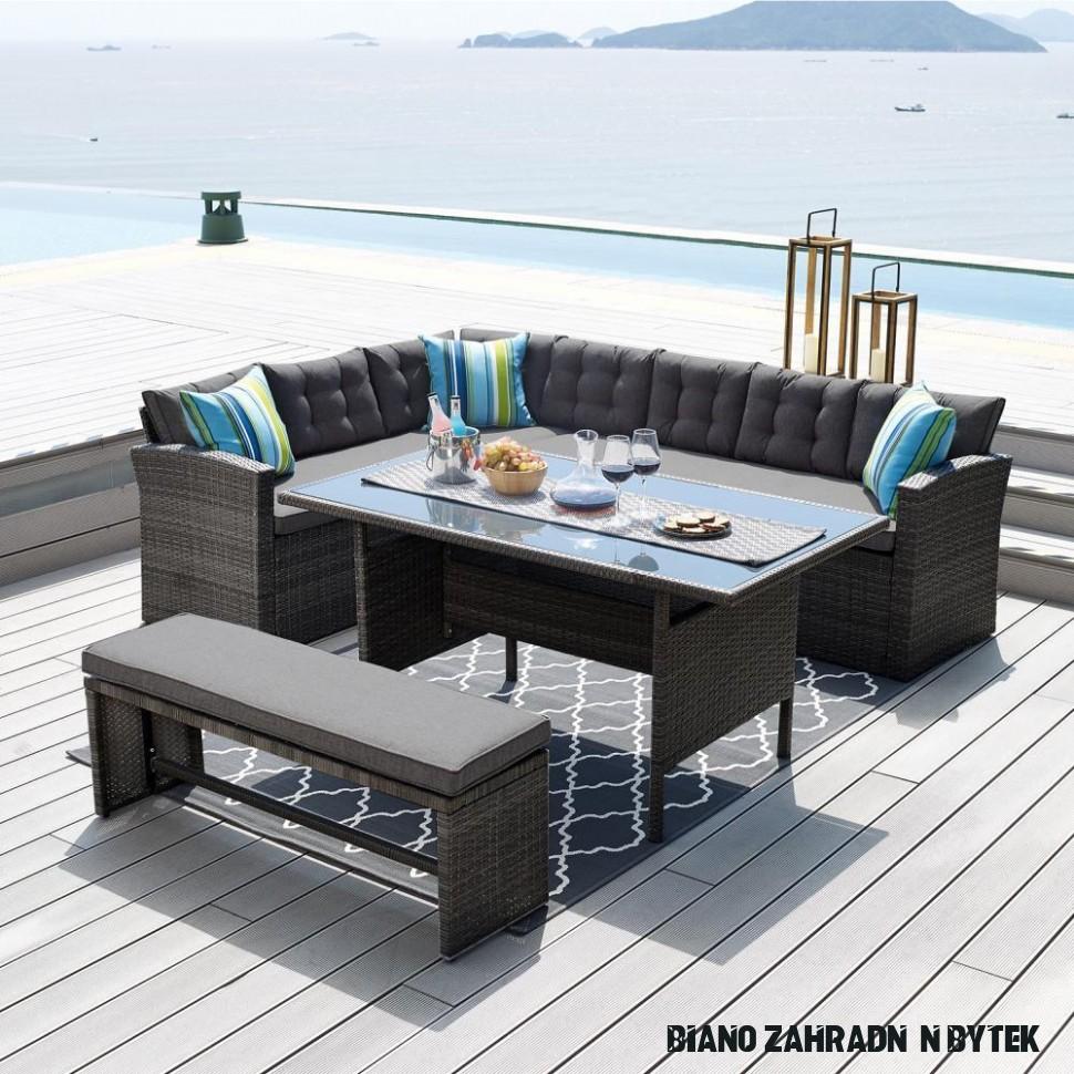 Luxusní zahradní nábytek  BIANO